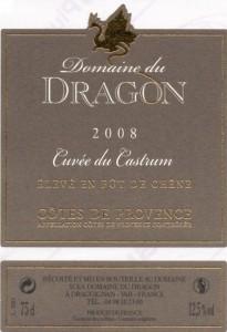 Etiquette - CC 2008 - 75cl
