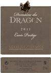 Etiquette - CP 2011 - 75cl - 100