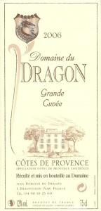 Etiquette - GC 2006 - 75cl