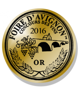 2.Medaille-or-Blanc-provence-foire-avignon