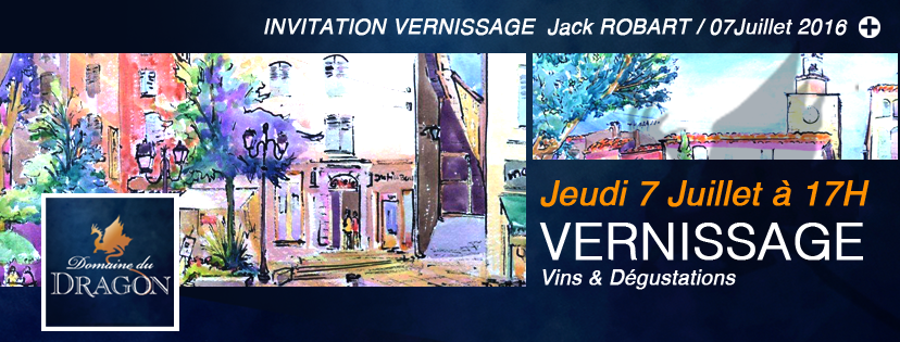 INVITATION.ROBERT.JACK.ARTISTE