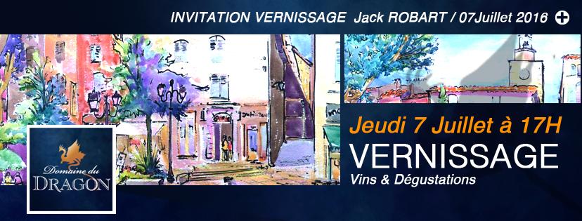 INVITATION.ROBERT.JACK.ARTISTE