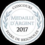 Medaille.Vin_Rose_concours.brignole